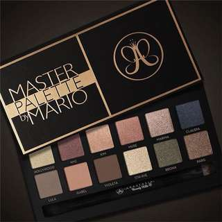 Beverly Hills Master Palette by Mario Limited Edition *HIGH QUALITY* ~BEAU~