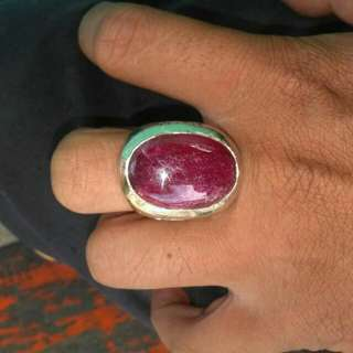 Batu ruby mozambik