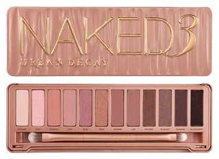 Naked 3 Palette (Authentic)