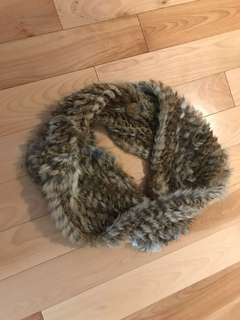 Rudsak fur scarf