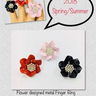 2018 spring /summer Finger Ring