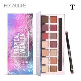 ✨AUTHENTIC✨ FOCALLURE Eyeshadow Palette ~BEAU~