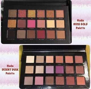Huda beauty palette
