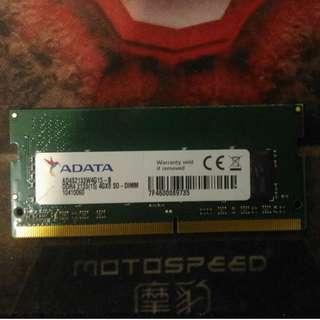 ADATA 4GB DDR4 - Notebook RAM