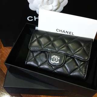 Chanel card holder ,coin holder n samll wallet