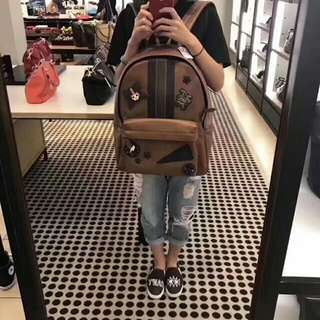 Original Coach Backpack F11898