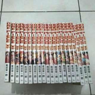 One Piece Manga (Mandarin Edition)