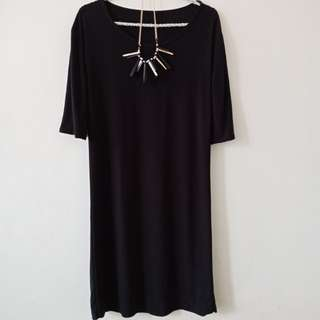REPRICE, mini dress spandex size L