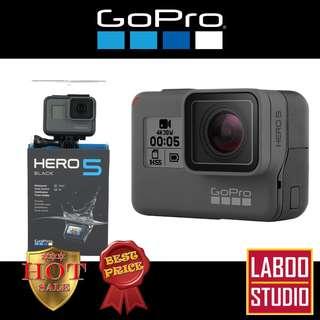 GoPro Hero 5 (Warranty by Funsportz Malaysia)