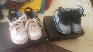 Jordans size 5C