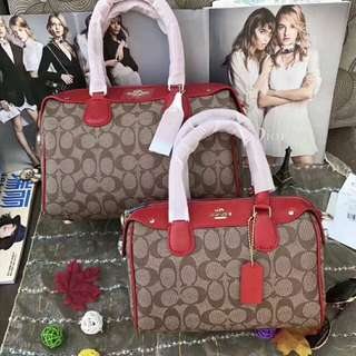 Original Coach Handbag F36187 / F36702