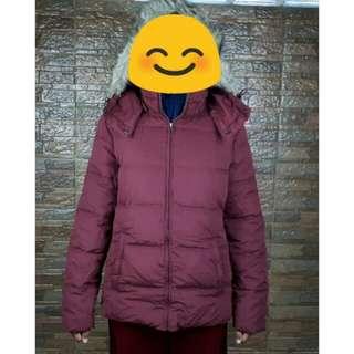 Old navy jaket winter wanita