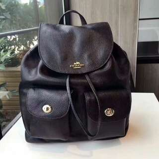 Original Coach Backpack F37410