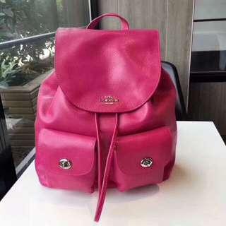 Original Coach Backpack F37410