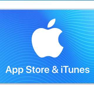 iTunes / App Store Gift Card