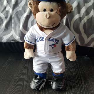Monkey bear - build a bear