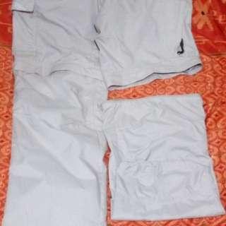 Columbia Convertible Pants