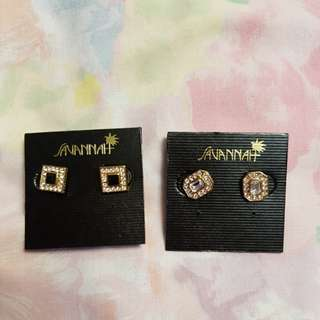 BNIP Vintage Statement Earrings