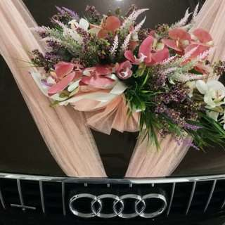 LUXURY Wedding Car from $588