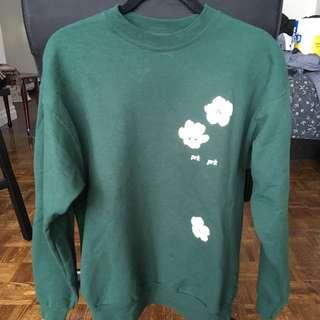 Mija Park sweatshirt sz Medium
