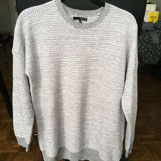 Oak and fort knit size Medium