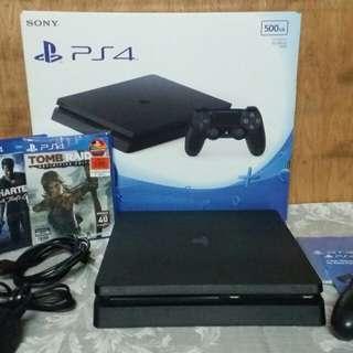 PlayStation 4 Slim (PS4 Slim) 500gb For Sale LEGIT!!!