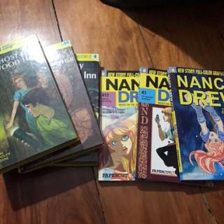 Nancy Drew bundle