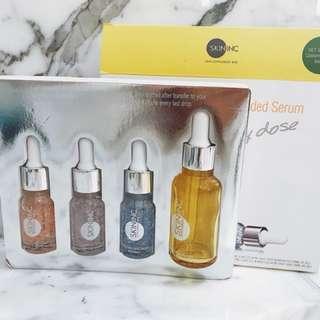 Skin Inc Get Glowin' Custom Blend Serum Kit (retail $112 exclusive at Sephora)