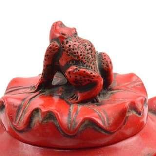 🚚 藝術茶壺 (蛙壺)