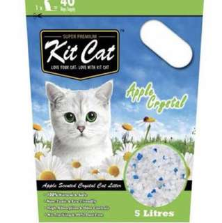 kit cat crystal
