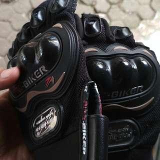 sarung tangan merk ProBiker