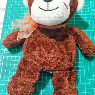 #MakinTebel Boneka Monkey
