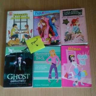 Paket Novel murah