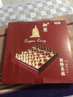 Super King Chess Board