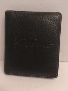 Authentic Ferragamo black wallet