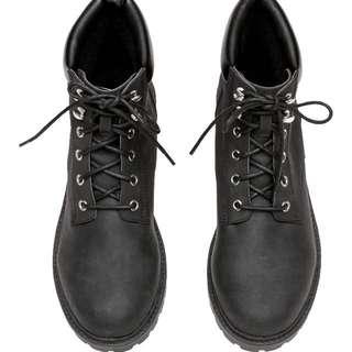 H&M boots size 35