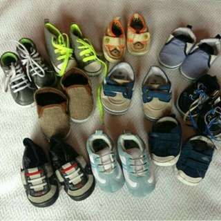 BABY SHOES (9-11cm or 0-6mos)