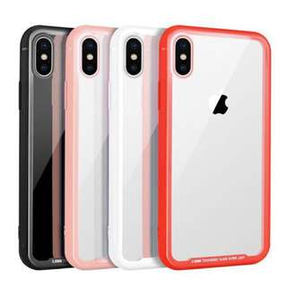 Tempered case for Oppo and Iphone