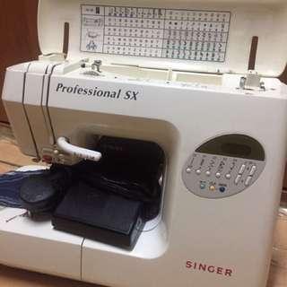 Singer 衣車 縫紉機