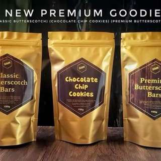 Chocolate Premium Cookies