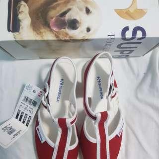Authentic Superga Sandals