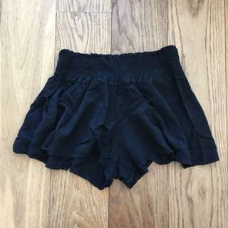 Brandy Melville Black Shorts