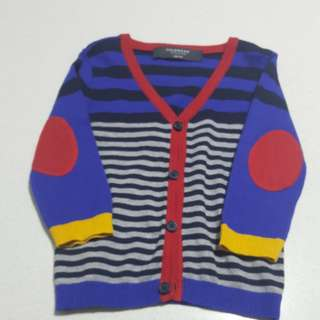Authentic Cold wear Cardigan