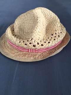 H&m hat girl 12m-2yr