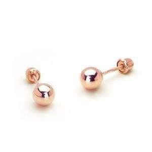 Earrings 14k gold USA