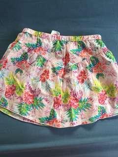 Roxy-quicksilver skirt