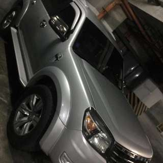 Ford Everest Q4 Y2012 Model Automatic