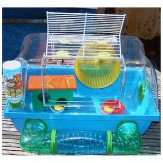 Savic Spelos Hamster Cage