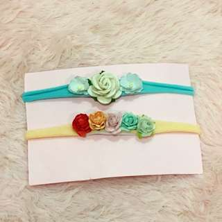 Flower headband Code: MB102