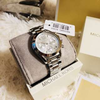 AUTHENTIC MK BRANDSHAW WATCH